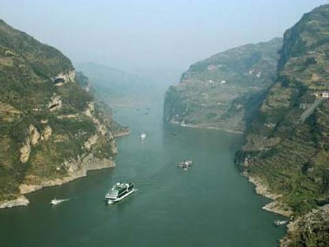 西陵峡风景区旅游景点图片