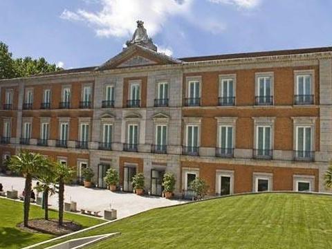 提森-博内米撒艺术博物馆旅游景点图片