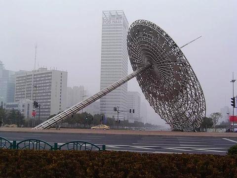 世纪广场旅游景点图片