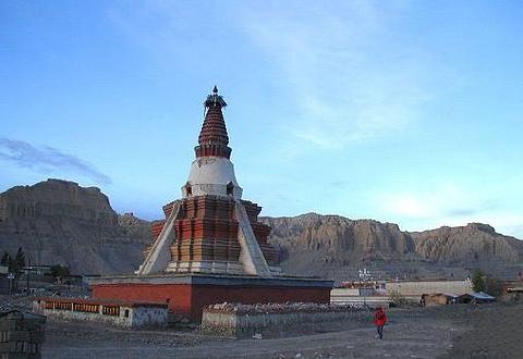 托林寺的图片