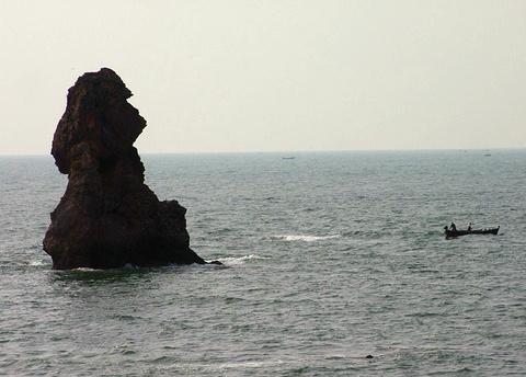 石老人海水浴场