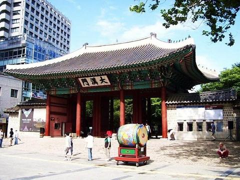 德寿宫旅游景点图片