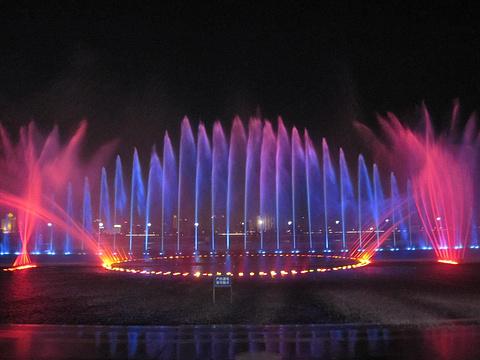 秋水广场旅游景点图片