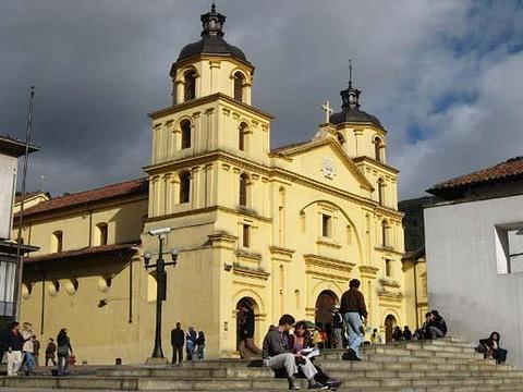 Old Bogota (La Candelaria)旅游景点图片