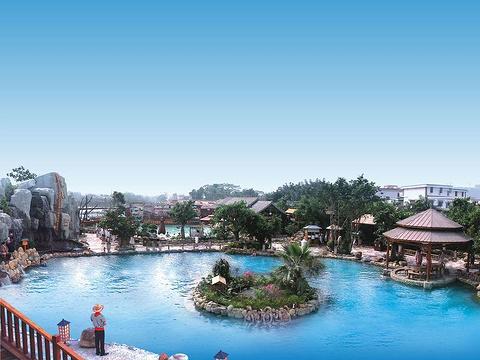 中山泉眼温泉旅游景点图片