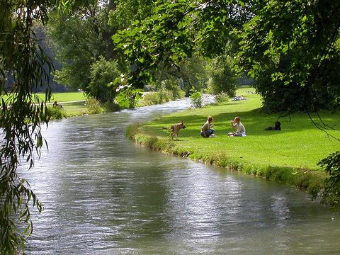 英国花园旅游景点图片