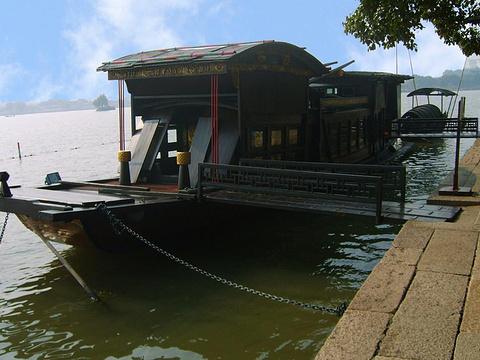 南湖旅游景点图片