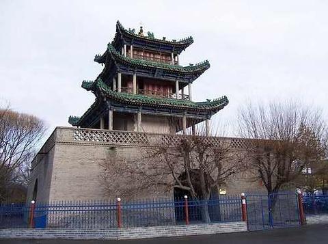 惠远古城的图片