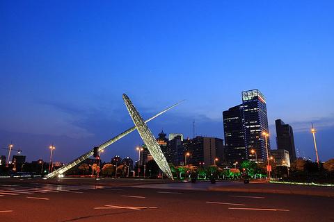 上海世纪大道