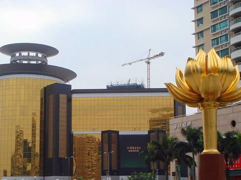 金沙娱乐场旅游景点图片