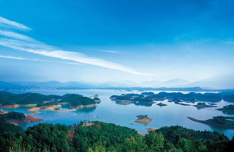 千岛湖的图片