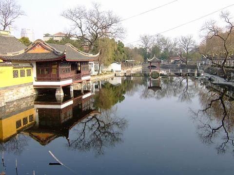 落帆亭旅游景点图片