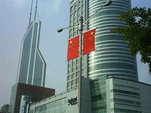 上海来福士广场旅游景点图片