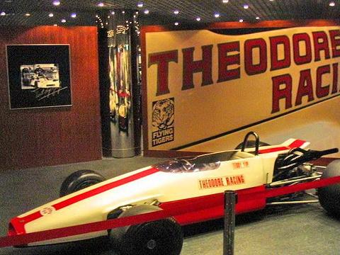 大赛车博物馆旅游景点图片