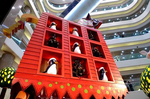 香港时代广场(勿地臣街)