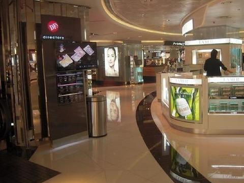 DFS环球免税店(新太阳广场店)旅游景点图片