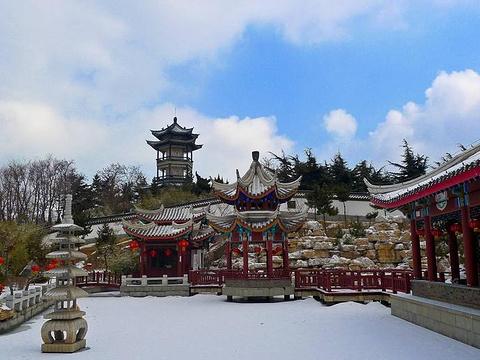 毓璜顶公园旅游景点图片