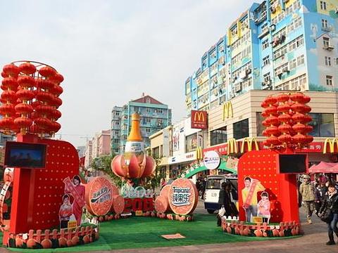 台东商业街旅游景点图片