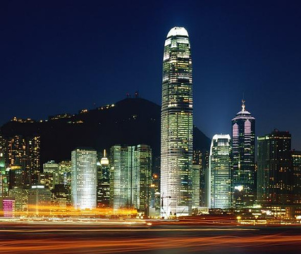 香港国际金融中心商场的图片