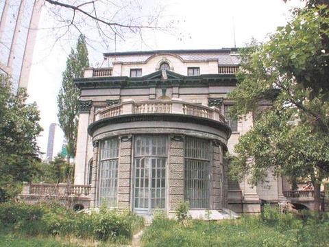 革命领袖视察黑龙江纪念馆旅游景点图片