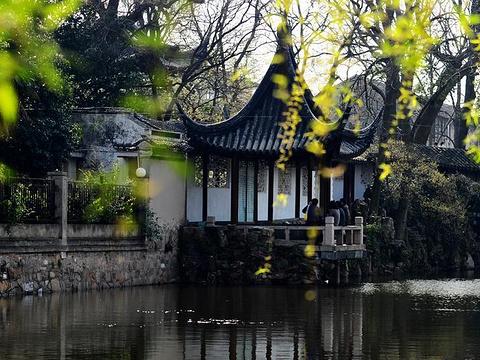 沧浪亭旅游景点图片