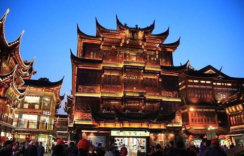 上海老街的图片