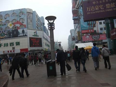 台东三路步行街旅游景点图片