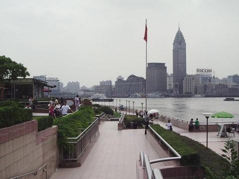 滨江大道旅游景点图片
