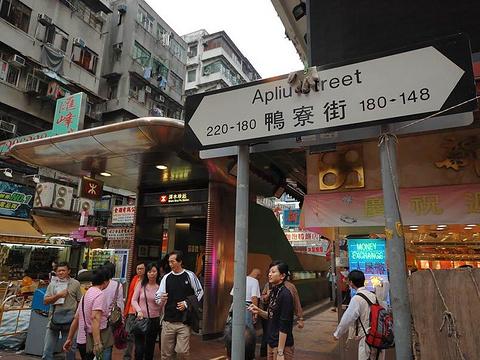 鸭寮街旅游景点图片