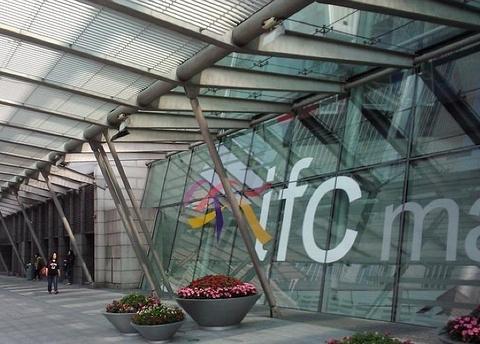 国金中心商场旅游景点图片