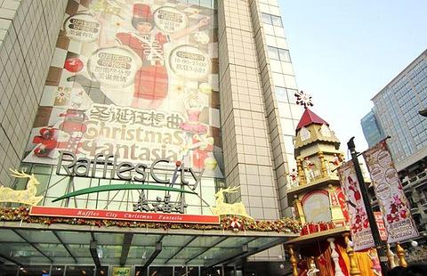 上海来福士广场
