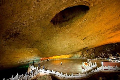 九乡风景名胜区旅游景点图片