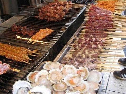 吴江路美食街旅游景点图片