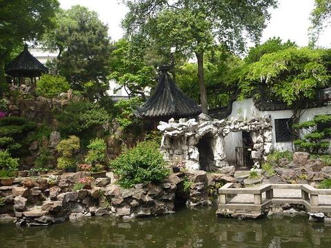 豫园旅游景点图片