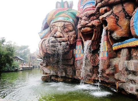 北京欢乐谷旅游景点图片