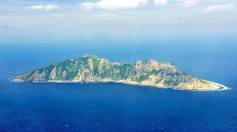 钓鱼岛(挡浪岛)