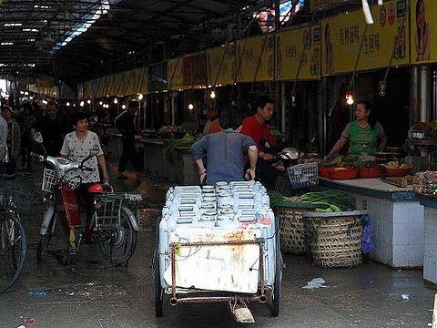第八市场旅游景点图片