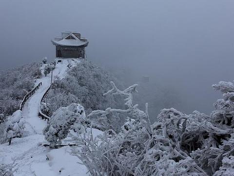 五雷山风景区旅游景点图片