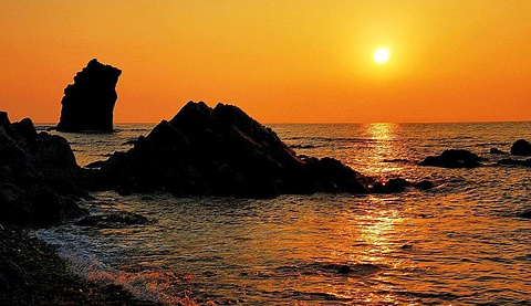 屺姆岛的图片