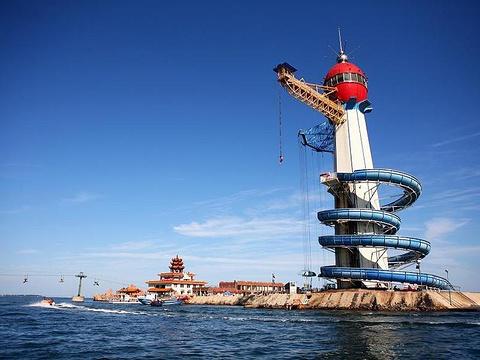 南戴河国际娱乐中心旅游景点图片