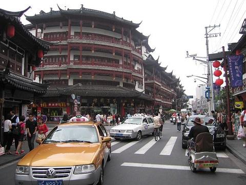 上海老街旅游景点图片