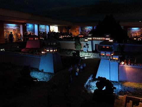 秦陵地宫旅游景点图片