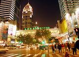 淮海路商业街