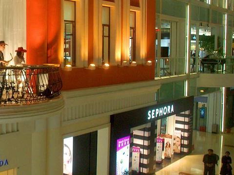 金安国际购物广场旅游景点图片