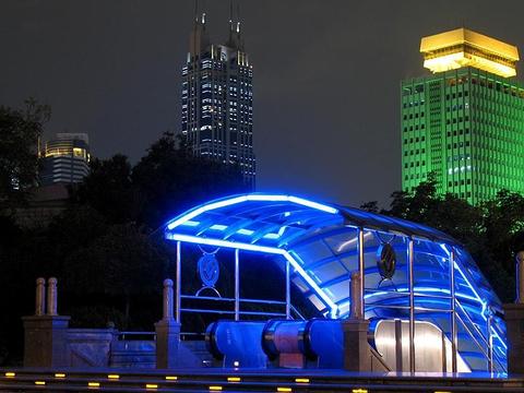 上海人民广场旅游景点图片