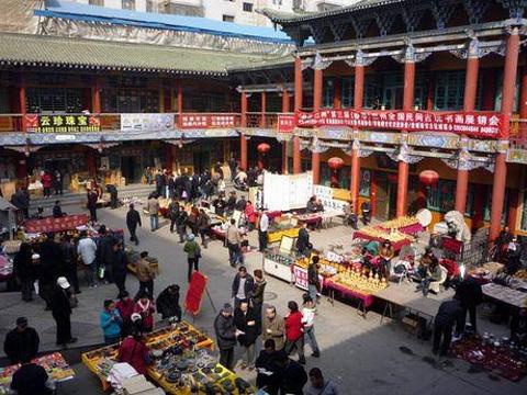 城隍庙旅游景点图片