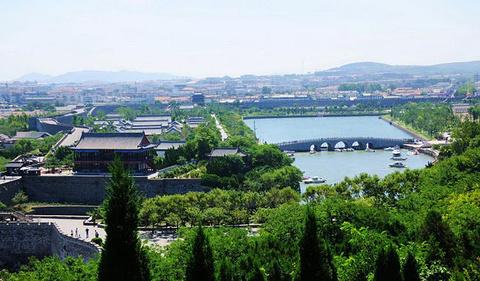 蓬莱水城旅游图片