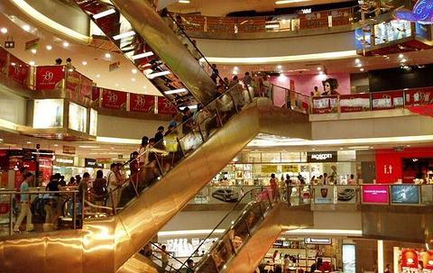 凯德龙之梦购物中心(长宁店)