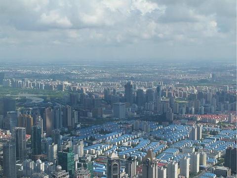 上海环球金融中心旅游景点图片