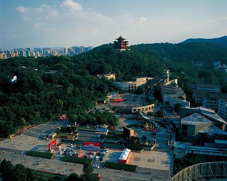 吴山广场(延安南路)